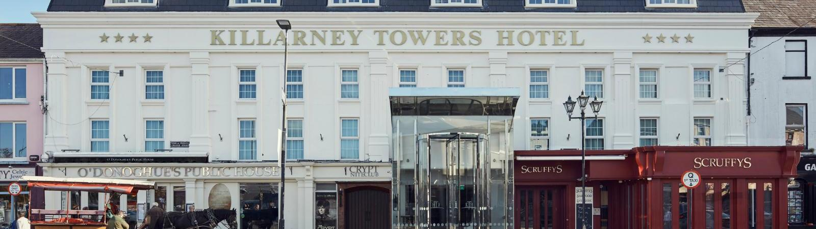 careers in Killarney Towers Hotel