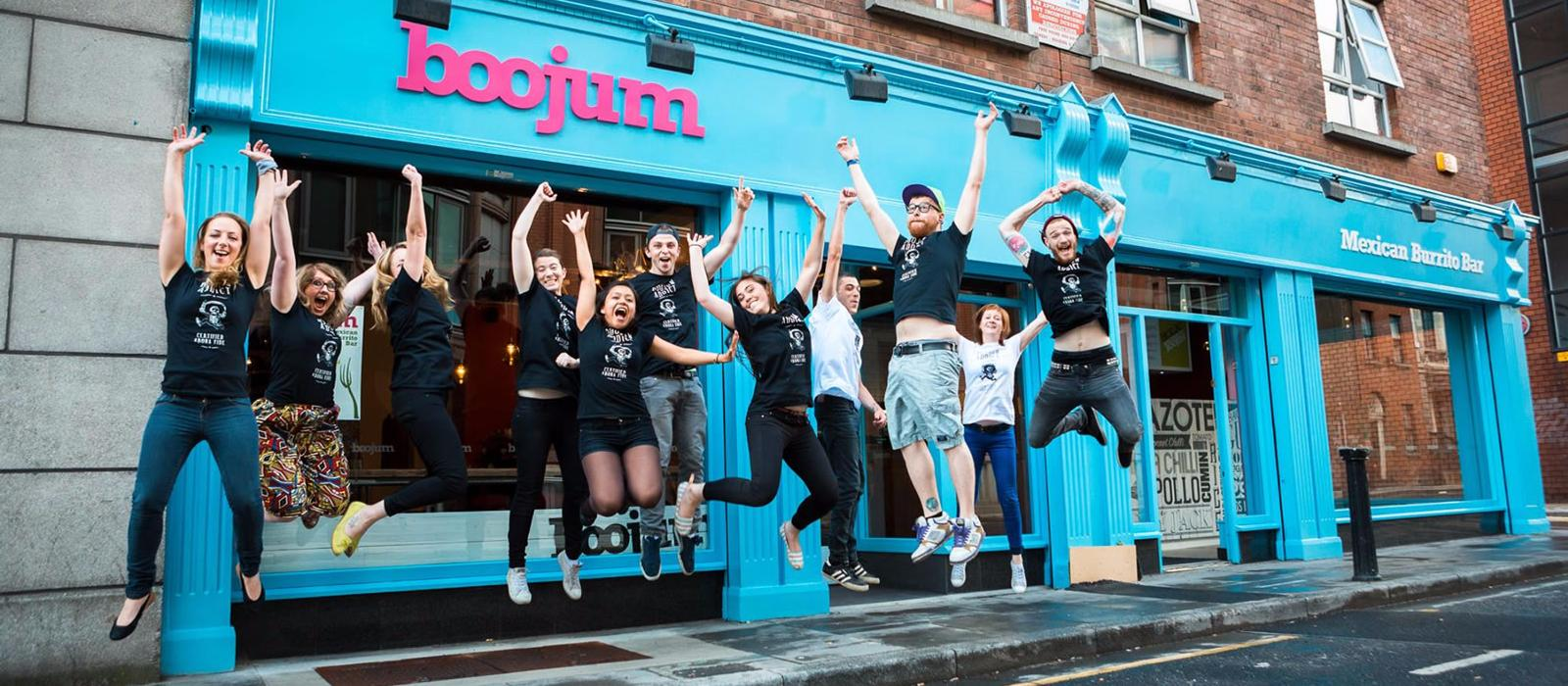 careers in Boojum Mexican