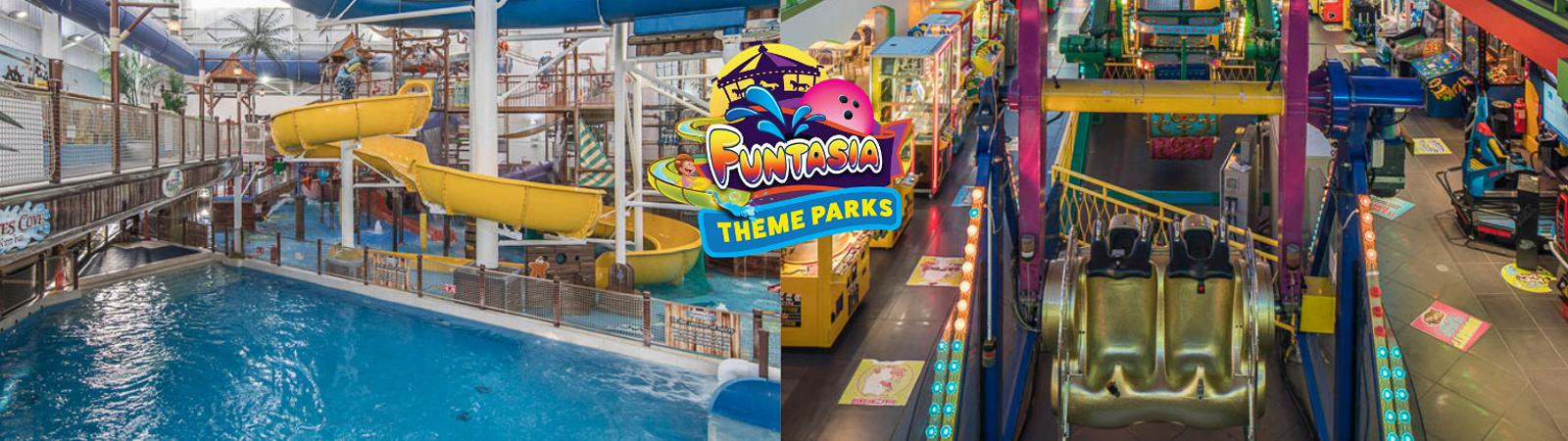 careers in Funtasia Theme Parks