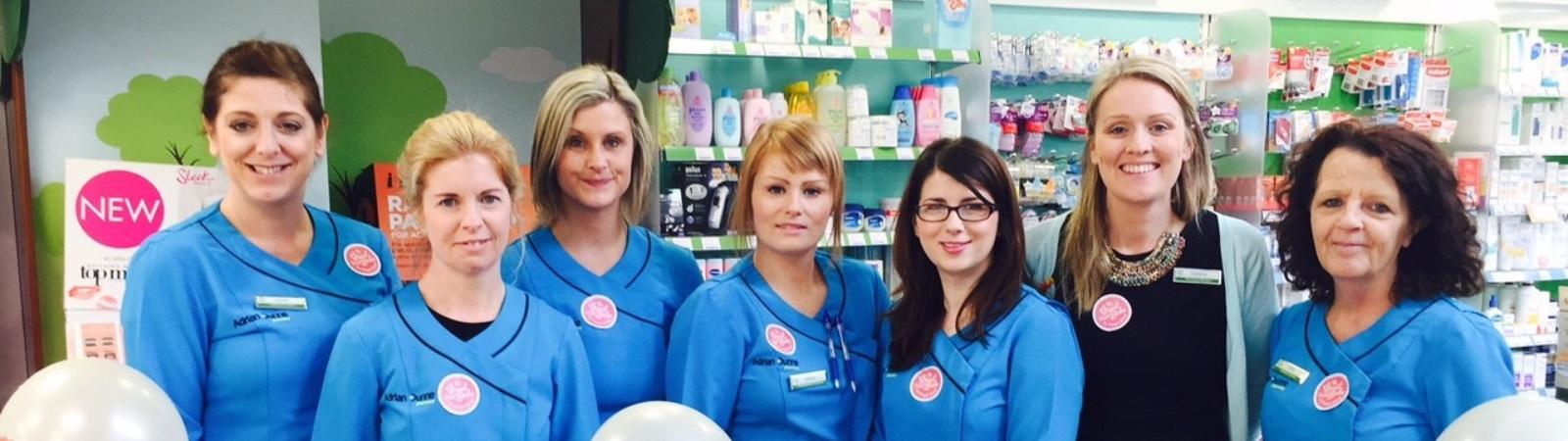 careers in Adrian Dunne Pharmacy